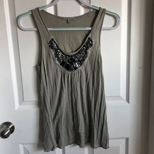 Charlotte Russe jeweled tank